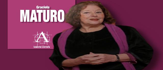 Graciela Maturo  |  El mar que en mí resuena (Selección Poética)
