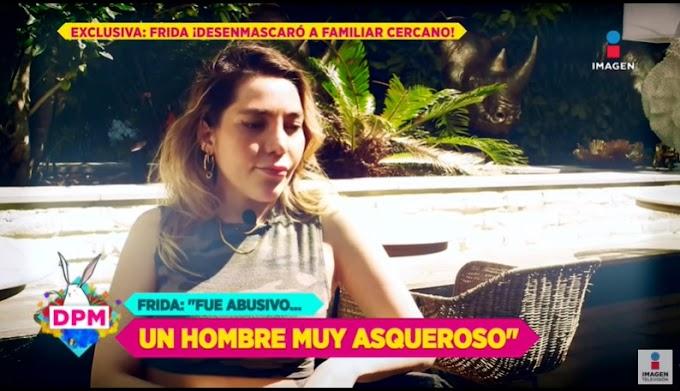 ¡Enrique Guzmán manoseaba a su nieta Frida Sofía!