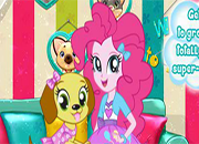 Pinkie Pie Pet Salon