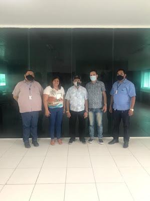 Colaboradores da Casal se vacinam contra a covid-19 em Delmiro Gouveia