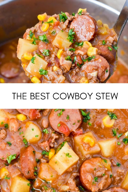 THE BEST COWBOY STEW