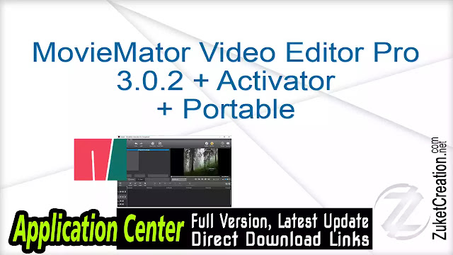 MovieMator Video Editor Pro 2.5.5 (x64) Activated