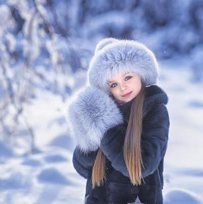 صور أطفال Anastasia Knyazeva, Russia