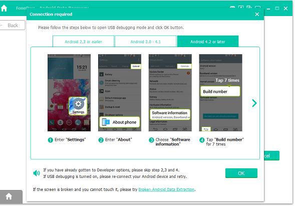 Cara Mudah Memulihkan File yang dihapus dari Android 3