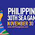 SEA Games 2019:MEDALS TALLY UPDATE