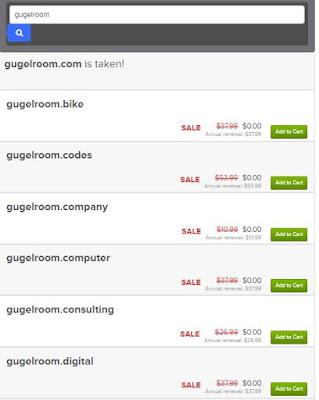Cara Mendapatkan Domain dari Name.Com Gratis