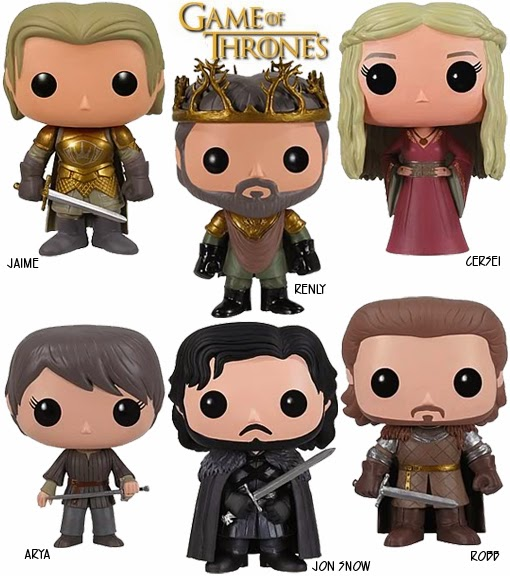 personagens game of thrones