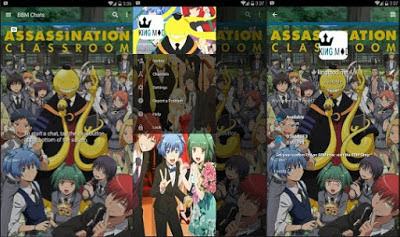 bbm mod anime full dp 7