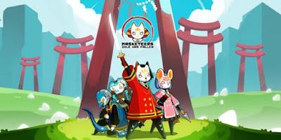 Masketeers MOD (Increase Guardian) APK Download