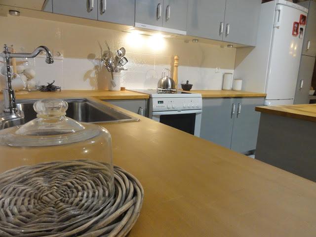 Μεταμόρφωση Κουζίνας με Paris Grey 9 Annie Sloan Greece