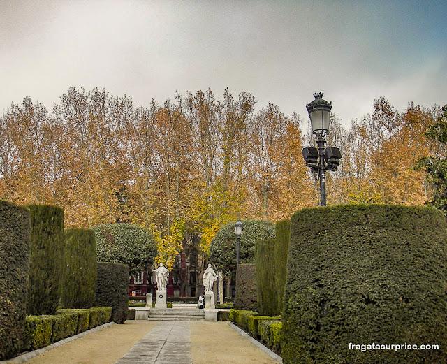 Plaza del Oriente, Madri