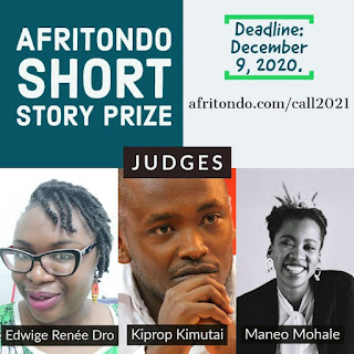 Judges for Afritondo Short Story Prize