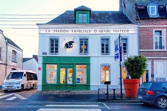 Ailleurs : Maison familiale d'Henri Matisse, l'enfance de l'art - Bohain-en-Vermandois
