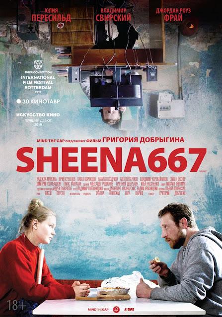 """Cabine de Imprensa – """"Sheena667"""" (Sheena667) – 97 min"""