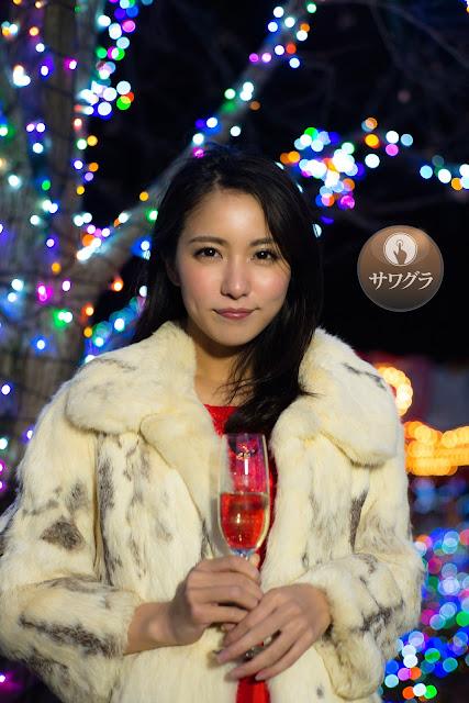 Ishikawa Ren 石川恋 All I Want for Christmas Is You 15