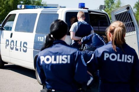 حادث طعن يصيب عدة أشخاص في مدينة فنلندية