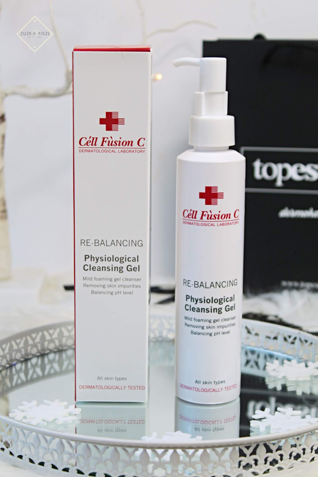 Cell Fusion C Physiological Cleansing Gel - Żel myjący
