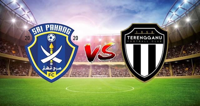 Live Streaming Sri Pahang FC vs Terengganu FC 6.4.2021 Liga Super