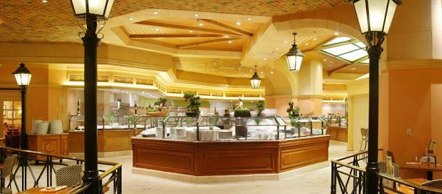 The Buffet at Bellagio – Las Vegas
