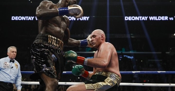 Hearn Predicts Deontay Wilder Knocks Out Tyson Fury In Rematch
