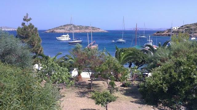 Σ΄αυτό το παραδεισένιο ελληνικό νησάκι κατοικεί μόνο μία οικογένεια (φωτο)