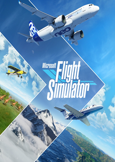 Microsoft Flight Simulator Deluxe Edition PC download