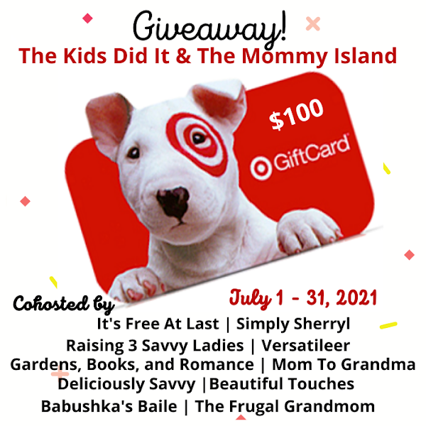 July💲100 Target Gift Card 💳  Giveaway
