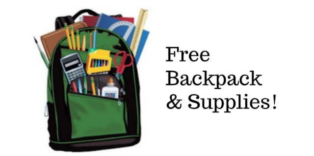 school supplies giveaway near me