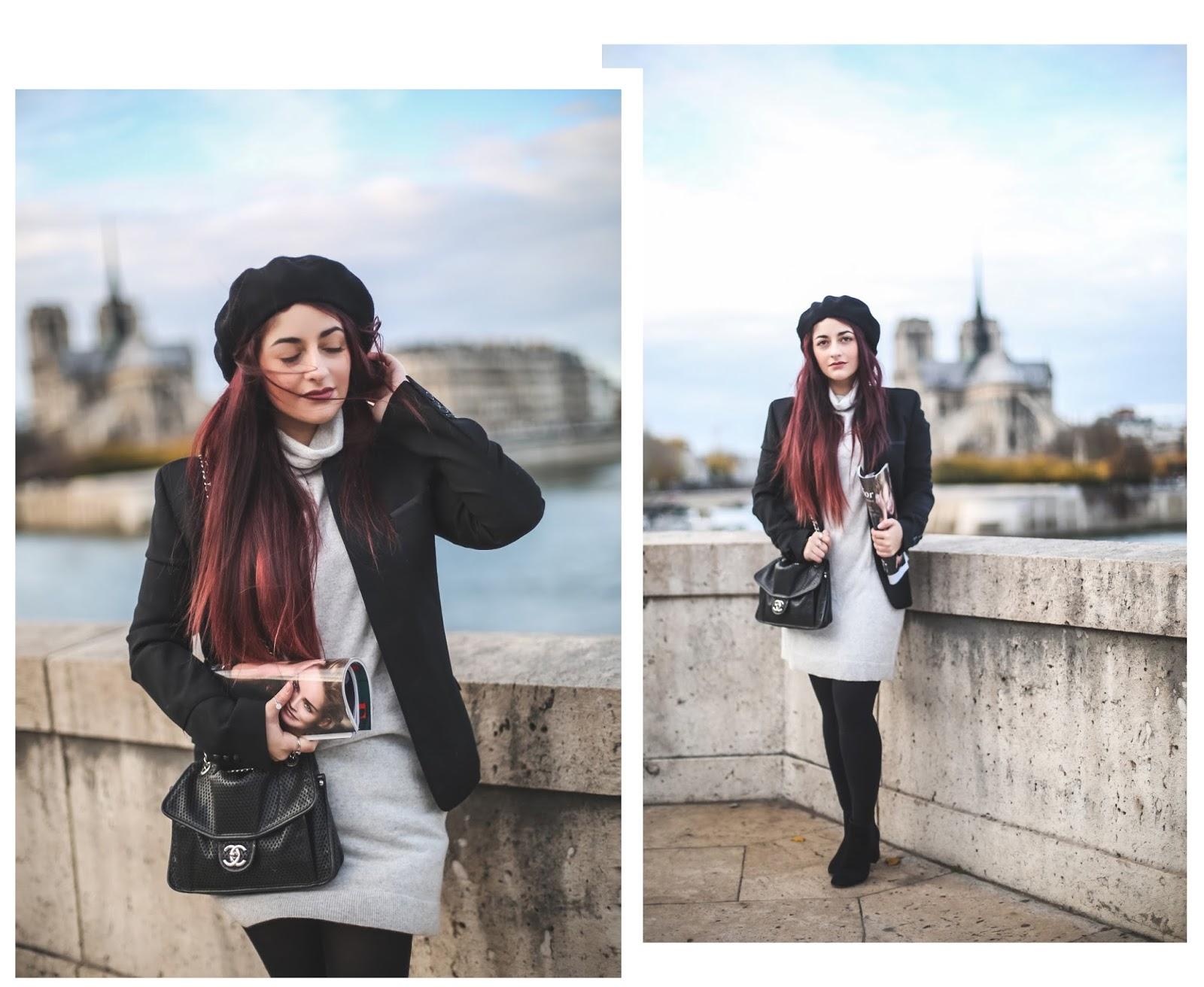 beret blog mode