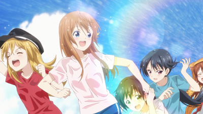 Hachigatsu no Cinderella Nine Episode 08 Subtitle Indonesia