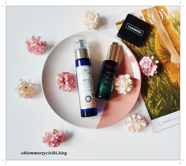 Topestetic| Drogie kosmetyki warte swojej ceny?| Naturalna pielęgnacja i ochrona przed słońcem, Clochee (Premium) #1- recenzja #142