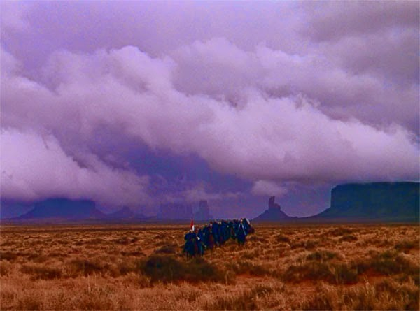 She Wore a Yellow Ribbon, directed by John Ford