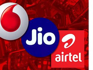 """""""vodafone idea prepaid plan, Reliance Jio prepaid plan, Prepaid recharge plan, prepaid plan, jio prepaid plan, daily 1gb data plan, Airtel Recharge Plan, 1gb data plan"""