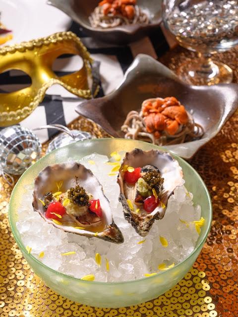 Nobu Kuala Lumpur Sake & Wine Pairing For Two, Sake & Wine Pairing, Christmas Fine Dining, Nobu Kuala Lumpur, KL Top Fine Dining, Food