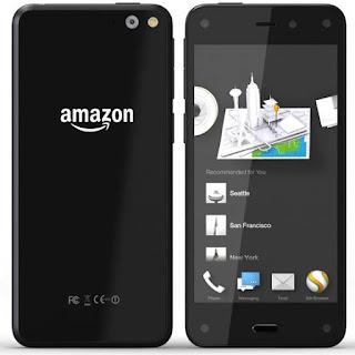Spesifikasi Handphone Amazon Fire Phone