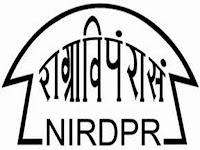 NIRDPR-Rajendranagar-Recruitment