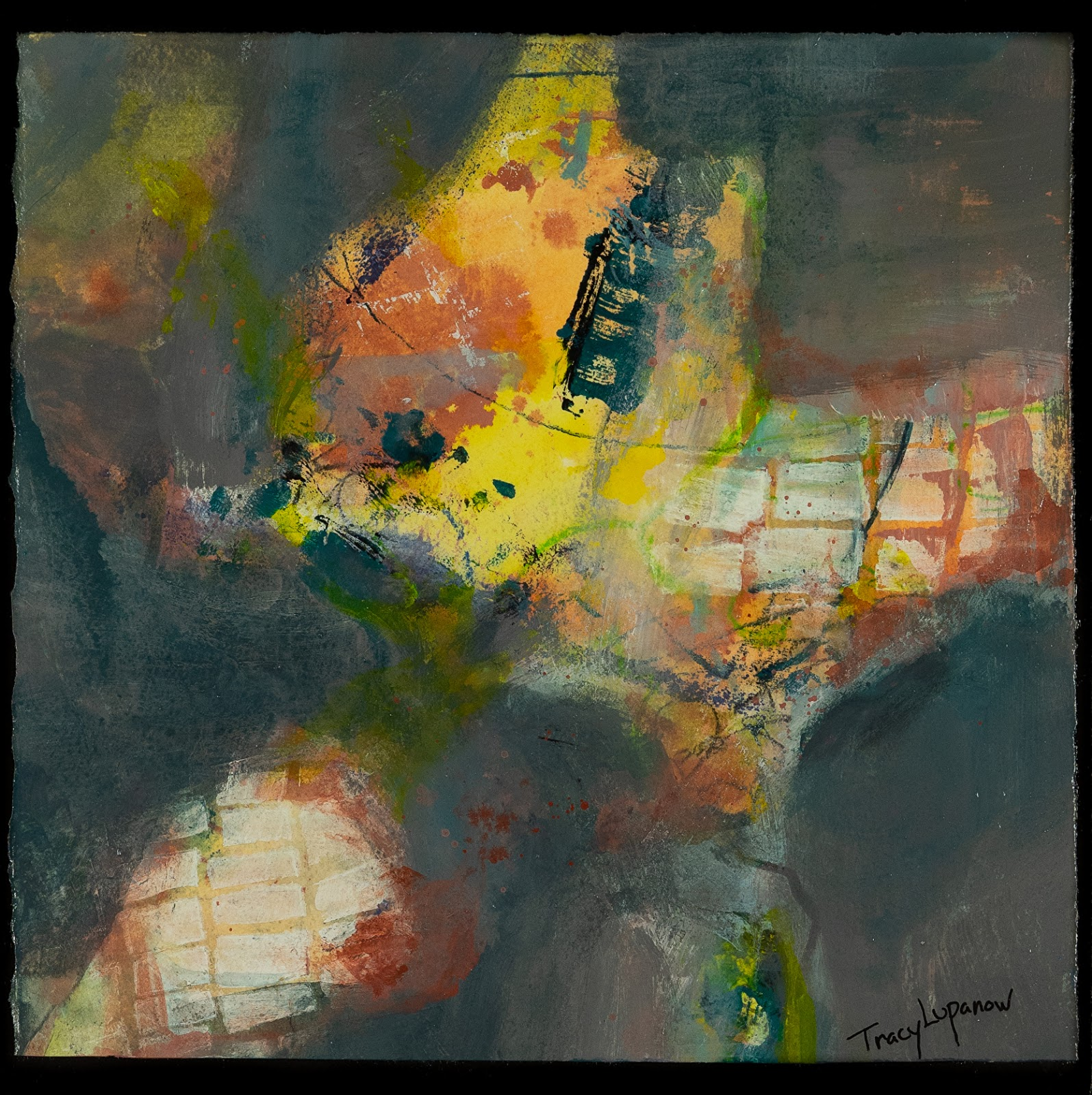 Blogs Abstract Art