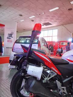 Motor Honda CBR 250R