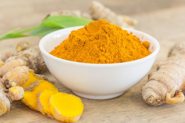 The benefits of turmeric for hair, colon and prostate