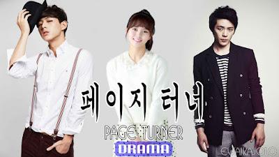 Sinopsis Drama Korea Page Turner