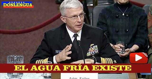 Jefe del Comando Sur sigue los pasos de Guaidó descubriendo el agua fría