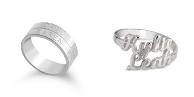 anello con doppio nome