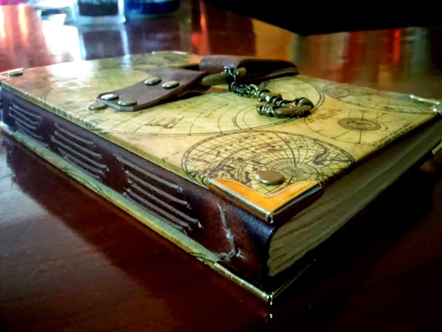 Alunsina Handbound Books