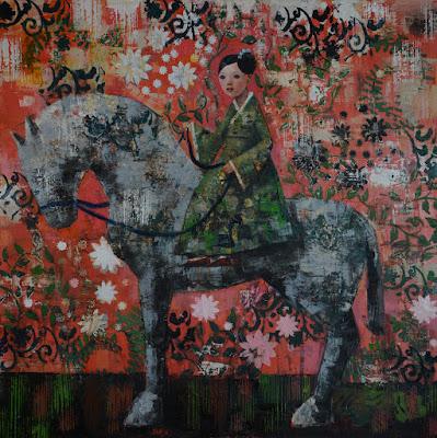 Ride in a Flower Dream, Rimi Yang