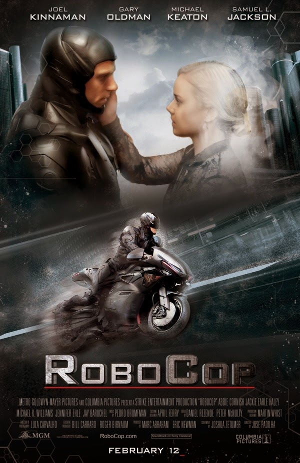 RoboCop (2014) โรโบคอป [HD][พากย์ไทย]