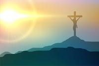 Jesus crucificado, Páscoa.