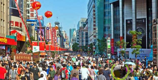 Luas dan Batas Negara China
