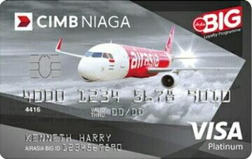 CIMB Niaga AirAsia BIG Card