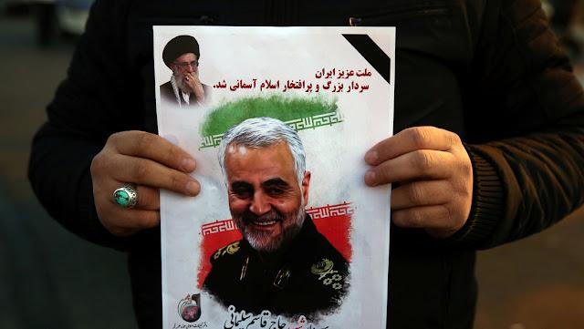 Detienen a un estadounidense que amenazó con matar a Trump por el asesinato de Soleimani