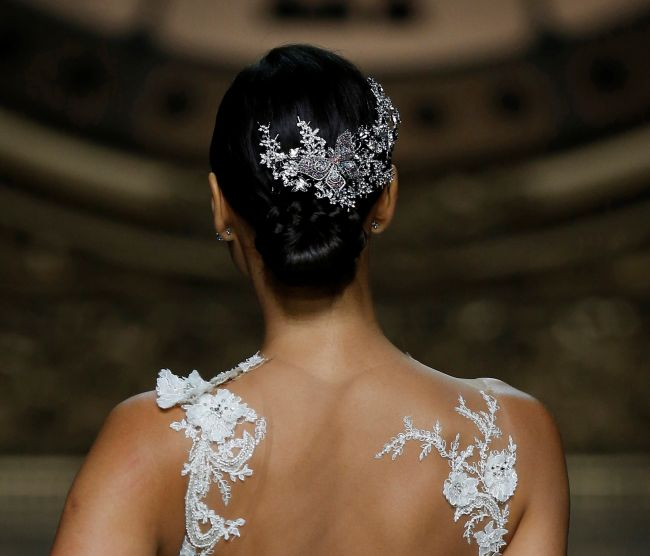 Peinados de novia ¡10 opciones modernas!